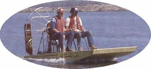 two man airboat